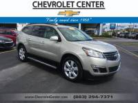 Pre-Owned 2017 Chevrolet Traverse LT FWD SUV