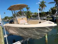Used 2015 Scout 210 XSF CENTER CONSOLE