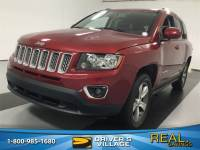 Used 2016 Jeep Compass For Sale at Burdick Nissan | VIN: 1C4NJDEBXGD674518