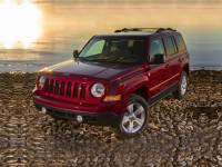 Used 2016 Jeep Patriot For Sale at Burdick Nissan | VIN: 1C4NJRFB5GD523484