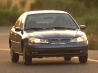 2000 Mercury Mystique GS Sedan