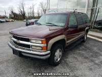 1998 Chevrolet Suburban K1500 4WD