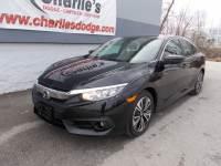 Used 2016 Honda Civic EX-L Sedan for sale in Maumee, Ohio