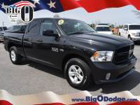 Certified Pre-Owned 2017 Ram 1500 Express 4x2 Express Quad Cab 6.3 ft. SB Pickup in Greenville, SC