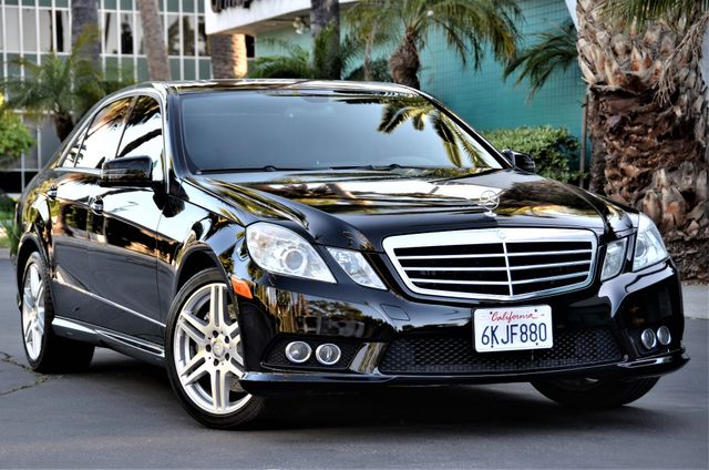 Photo 2010 Mercedes-Benz E 550 Luxury AMG SPORT