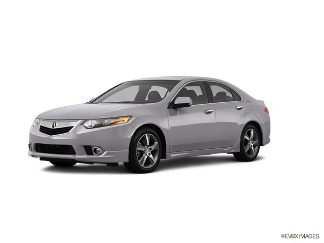 Photo Used 2012 Acura TSX TSX Special Edition 6-speed Manual Sedan Front-wheel drive in Cockeysville, MD