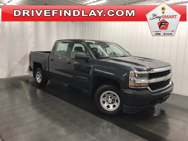 Photo Used 2018 Chevrolet Silverado 1500 LS Truck For Sale Findlay, OH