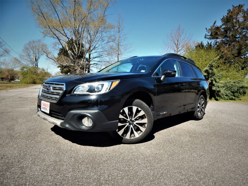Photo 2016 Subaru Outback Limited,Navigation,Sunroof,Leather,Blind Spot,Load
