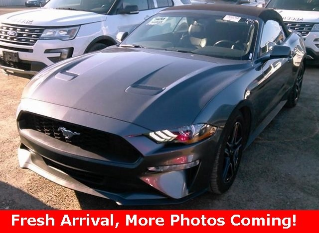 Photo 2018 Ford Mustang Ecoboost Premium Convertible