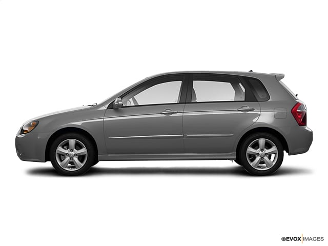 Photo Used 2008 Kia Spectra5 SX For Sale in Santa Fe, NM