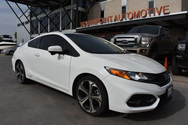 Photo 2015 Honda Civic Coupe Si