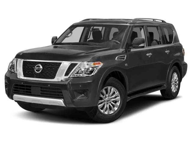 Photo Used 2018 Nissan Armada SV SUV For Sale in Asheville, NC