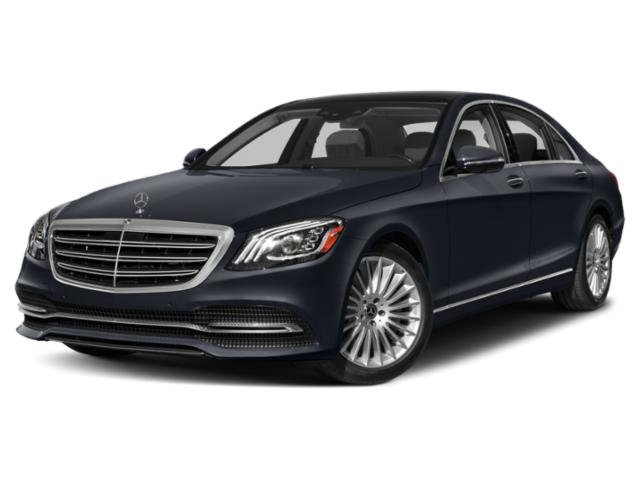 Photo Certified Pre-Owned 2018 Mercedes-Benz S 560 AWD 4MATIC