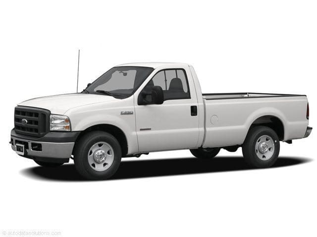 Photo Used 2006 Ford F-250 For Sale at Duncan Suzuki  VIN 1FTNF21576EB30377