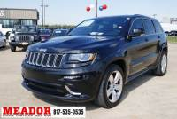 Certified Used 2015 Jeep Grand Cherokee SRT 4x4 SUV