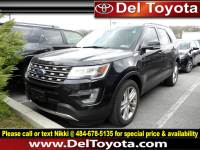 Used 2016 Ford Explorer XLT For Sale in Thorndale, PA | Near West Chester, Malvern, Coatesville, & Downingtown, PA | VIN: 1FM5K8D82GGB11855