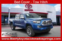 Used 2018 Toyota Tacoma Limited Limited Double Cab 5 Bed V6 4x4 AT For Sale in Colorado Springs, CO