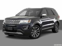Pre-Owned 2017 Ford Explorer Platinum in Doylestown, PA