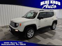 2018 Jeep Renegade Sport 4x4 SUV in Duncansville | Serving Altoona, Ebensburg, Huntingdon, and Hollidaysburg PA