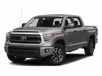 Pre-Owned 2016 Toyota Tundra 4WD Truck SR5 Crew Max 4WD