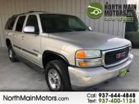 2004 GMC Yukon XL 4dr 2500 4WD Commercial