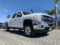 2011 Chevrolet Silverado 2500HD LT Truck Crew Cab