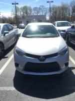 2016 Toyota Corolla L Sedan Front-wheel Drive