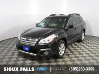 Pre-Owned 2014 Subaru Outback Limited SUV for Sale in Sioux Falls near Brookings