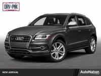 2017 Audi SQ5 Prestige