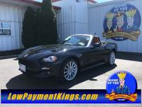 2018 FIAT 124 Spider Lusso Convertible RWD