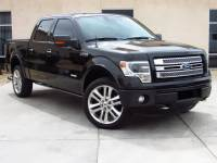 Used 2013 Ford F-150 Limted 4X4 Crew Cab Short Bed Truck in Yucca Valley