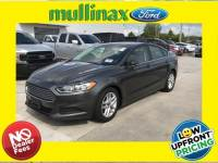 Used 2016 Ford Fusion SE W/ Touchscreen, Bluetooth Sedan I-4 cyl in Kissimmee, FL