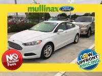 Used 2016 Ford Fusion SE LOW Miles! Sedan I-4 cyl in Kissimmee, FL