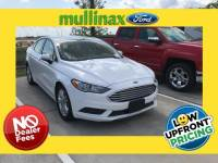 Used 2018 Ford Fusion Hybrid SE W/ Technology Package Sedan I-4 cyl in Kissimmee, FL