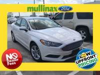 Used 2018 Ford Fusion Hybrid SE W/ Bluetooth, Touch Screen Display Sedan I-4 cyl in Kissimmee, FL
