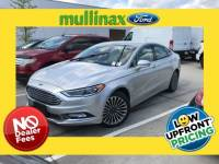 Used 2018 Ford Fusion Hybrid Titanium W/ Cooled Heated Seats, Navigation Sedan I-4 cyl in Kissimmee, FL