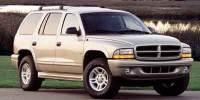 Pre-Owned 2001 Dodge Durango RWD Sport Utility