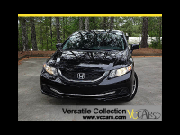 2015 Honda Civic Sedan SE Sports CVT Blind Spot Camera XM BT Alloys