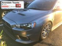 Pre-Owned 2013 Mitsubishi Lancer Evolution GSR Sedan All-wheel Drive in Avondale, AZ