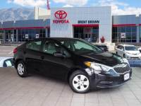 Pre-Owned 2014 Kia Forte LX FWD 4dr Car