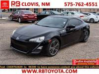 Used 2016 Scion FR-S Coupe