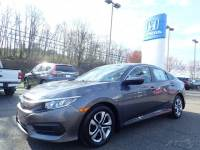 Used 2016 Honda Civic For Sale at Moon Auto Group | VIN: 2HGFC2F57GH529128