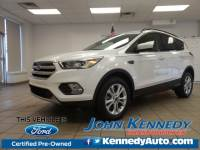 2018 Ford Escape SEL Sport Utility EcoBoost I4 GTDi DOHC Turbocharged VCT