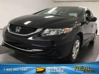 Used 2015 Honda Civic For Sale at Burdick Nissan   VIN: 19XFB2F56FE700270