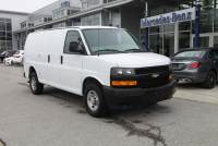 Pre-Owned 2018 Chevrolet RWD 2500 Express Cargo Van