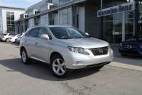 Pre-Owned 2012 Lexus AWD SUV RX 350