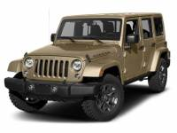 2018 Jeep Wrangler JK Unlimited Rubicon SUV in Richfield