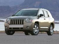 2011 Jeep Compass Base SUV Front-wheel Drive
