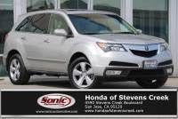 2013 Acura MDX 3.7L Technology Package (A6)