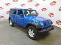 Certified Used 2016 Jeep Wrangler 4-Door in Clearwater